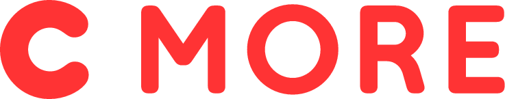 C More brand logo red